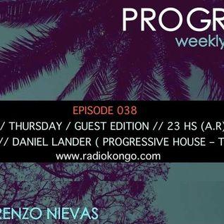 Daniel Lander @ Progress in Guest Edition