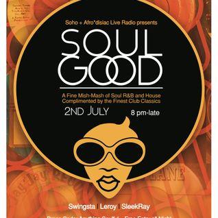 Jazzy Groove Stew: Tony De Chin 26/06/16