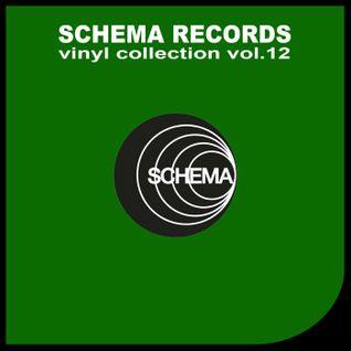 SCHEMA RECORDS vinyl collection vol.12