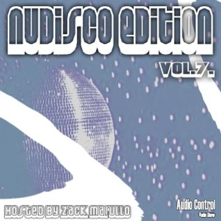 Zack Marullo @ Audio Control - Nudisco Edition (2011.12.16.)