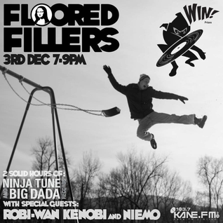 Ninja Tune Records Special - Floored Fillers 03/12/2012 on Kane FM