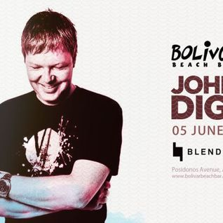 G.Pal - Live at Blend Opening,  Bolivar Beach Bar [Opening Set for John Digweed] - 05-Jun-2015