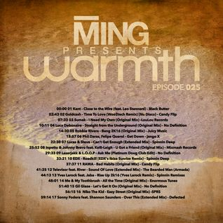 MING Presents Warmth 025
