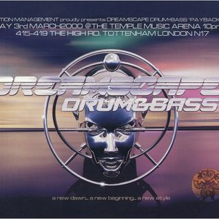 Brockie with Det & Skibadee at Dreamscape Drum and Bass (March 2000)