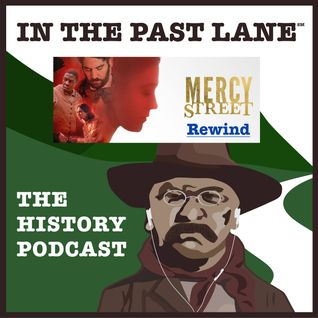 MSR S1 Ep01 Mercy Street Rewind, featuring Megan Kate Nelson