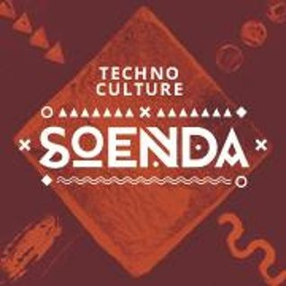 Techno Scene Best Mixes : Perc & Truss @ Soenda Festival 2015