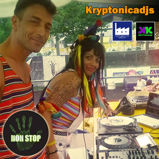 Kryptonicadjs @ NON STOP party open air 30-07-2016