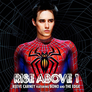 Reeve Carney ft. Bono and The Edge - Rise Above 1