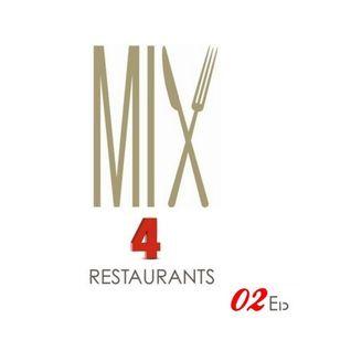 Mix 4 Restaurants # 2