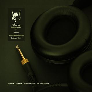 Genom Audio Podcast October 2015