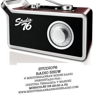 STUDIO76 RADIO SHOW EPISODIO 1 FEAT. FEL & RAWLER