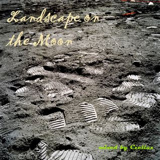 landscape on the Moon