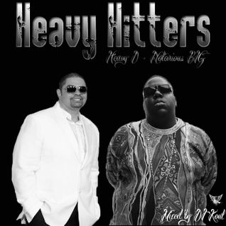 Heavy Hitters - Heavy D & Notorious B.I.G Mixtape