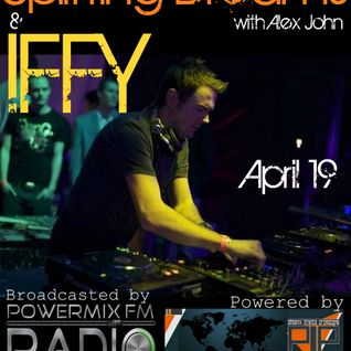 UPLIFTING DREAMS with Alex John and Dj IFFY Ep.010(powered by Phoenix Trance Promotion)