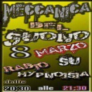 Special Guest - Meccanica Del Suono - 08.03.2012