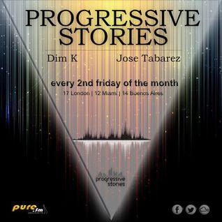 Dim K - Progressive Stories 037 [Feb 12 2016] on Pure.Fm
