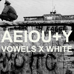 AEIOU+Y // VOWELS X WHITE // JULY 2014 MINIMIX