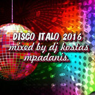 DISCO ITALO 2016 MIX