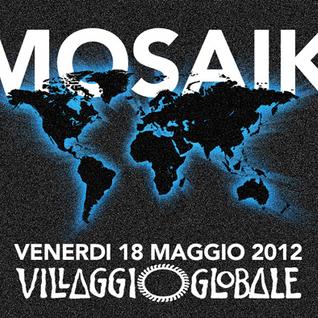 F. Noize live @ Mosaik - 18 - 05 - 2012