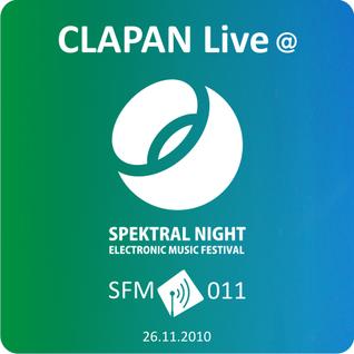 Clapan Aka Information Ghetto - Live@Spektral Night [SFM 011]
