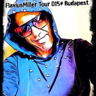 BY FlaviusMiller :::: Live Set :::: Winter Tour  2015 :::: Budapest ::::