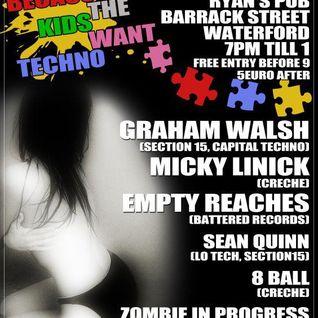Graham Walsh Live@ Creche 3.3.2012