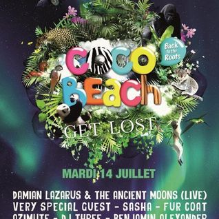 Fur Coat - live at Cocobeach, Paris - 14-Jul-2015