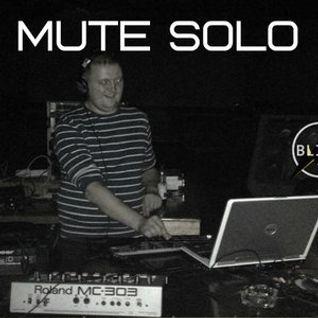 "Mute Solo @ ""Undergroove Radio Show"" on Blitz FM"