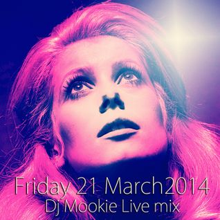 Live Mookie @Moca// 21.03.14 (+4 Hour )
