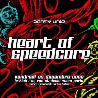 Moleculez - Live At Heart Of Speedcore (Paris, 05.12.2008) [Rare Session]