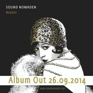 BUONASERA SIGNORINA presents MADAME - Sound Nomaden album out - 11 oct 2014