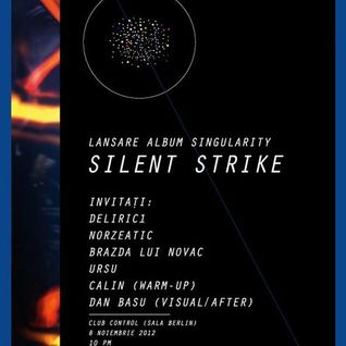 Calin Warm-up SET @ Silent Strike @ CTRL 08.11