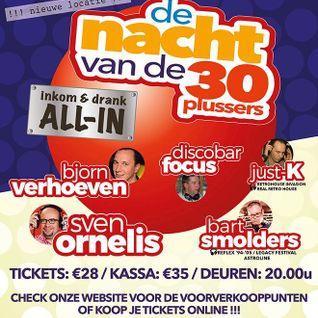 Just-K @ De Nacht Van De 30 Plussers (Retro Set)