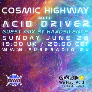 Cosmic Highway @ Pure Radio Holland_26JUNE2016