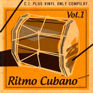 C.J. Plus - Ritmo Cubano Vol. 1 (Vinyl Only)