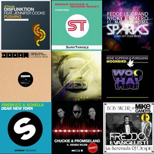 October 2012 Electro Mix Radio Show N°2 (Jeremy Kesseler)