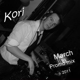 Kori March Promo mix