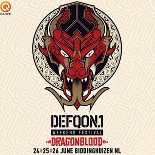 The Braindrillerz @ The colors of Defqon.1 2016 - YELLOW
