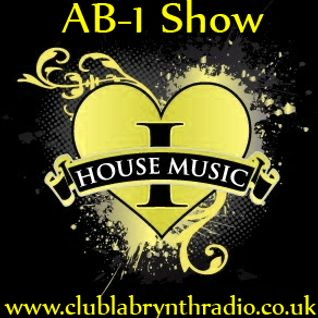 AB-1 Show - CLR - House Music Show August 2015