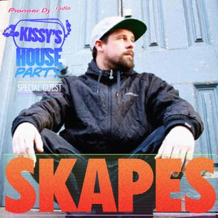 Kissy's House Party [38] w/ SKAPES @ Pioneer DJ Radio // Weekly Show