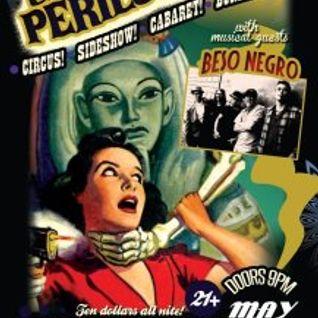 DJ FACT.50 Presents: Cabaret Perilous Vol #2