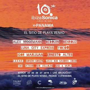 Bedouin – Ibiza Sonica Showcase MARCH 2016