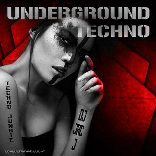 DJ Jac J Underground Techno Session Vol. 1 (Tanzfläche Zerstörung Serie)