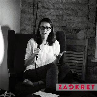 Radio Dan @ Zaokret - Ana Martinoli /21-06-2016/