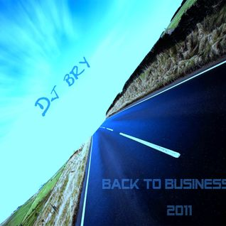 DJ Bry Back To Business Mix 2011