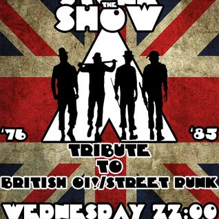 Stone The Show Special - Tribute To UK Oi!/Street Punk '76-'85