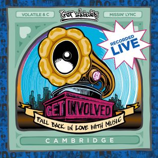 Get Involved Live | Cambridge Edition