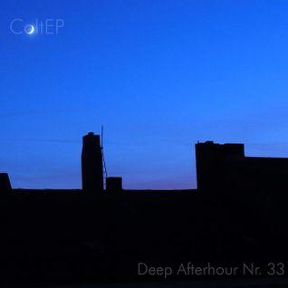 [DA033] ColtEP - Deep Afterhour Nr. 33