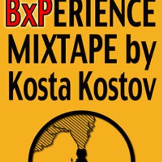 93 to 140 BxPerience mixtape by Kosta Kostov