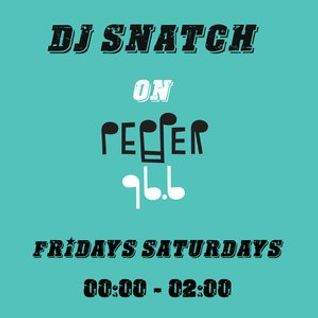 DJ SNATCH @PEPPER 96.6 (24.04.2015)
